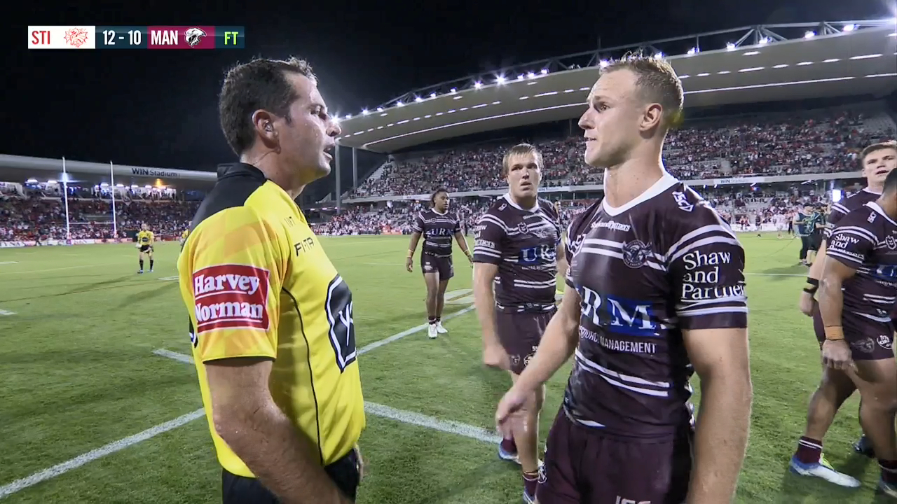 DCE fumes at final whistle controversy