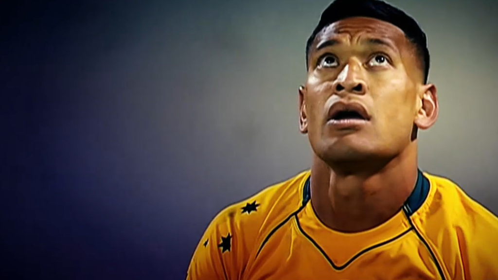Folau 'will not play for Australia again'