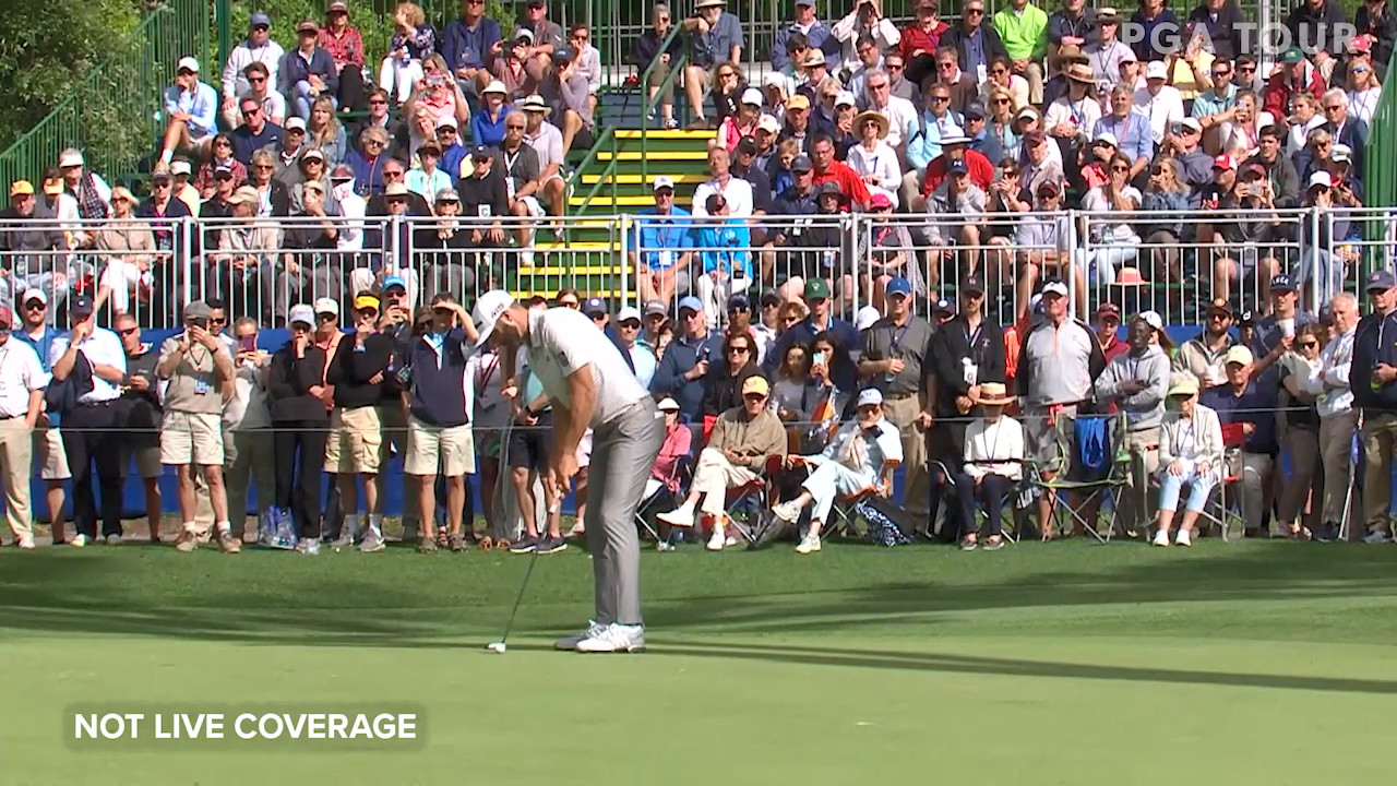 RBC Heritage Round 3 highlights