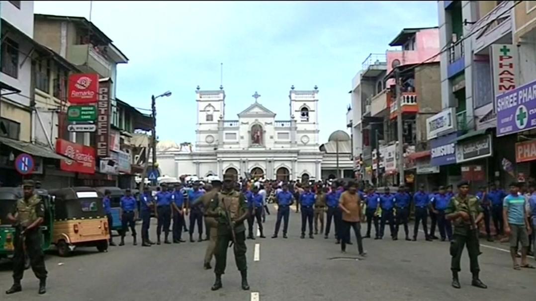 At least 138 people killed in Sri Lanka bombing attacks