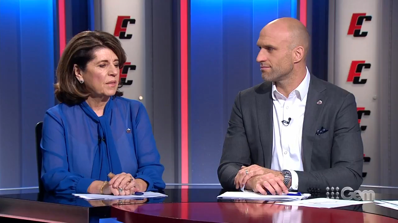 Footy Classified panel respond to Ablett booing controversy