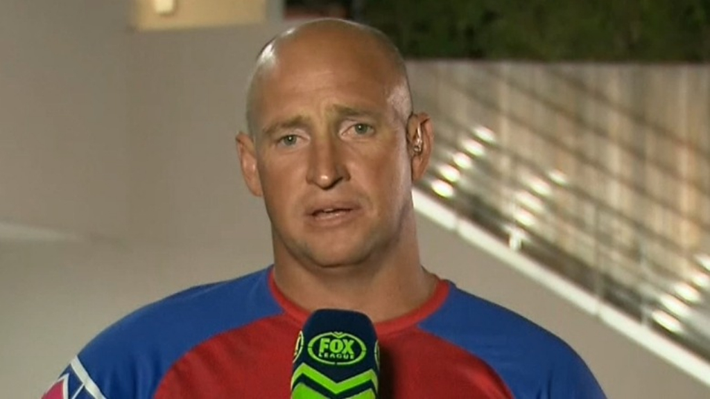 Brown explains Knights NRL struggles