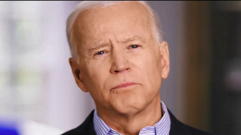 Biden launches 2020 campaign