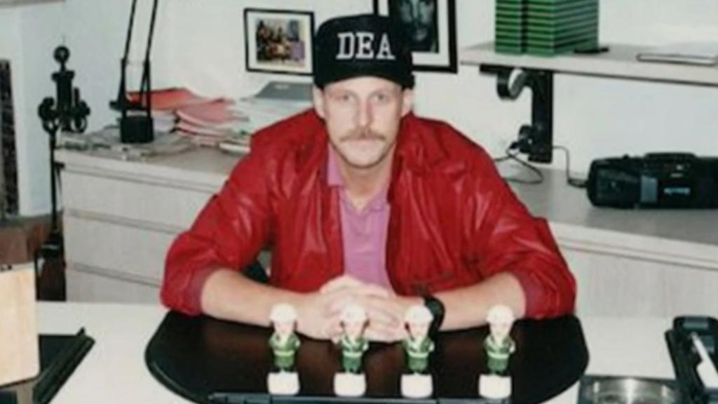 Former DEA agent behind Escobar capture