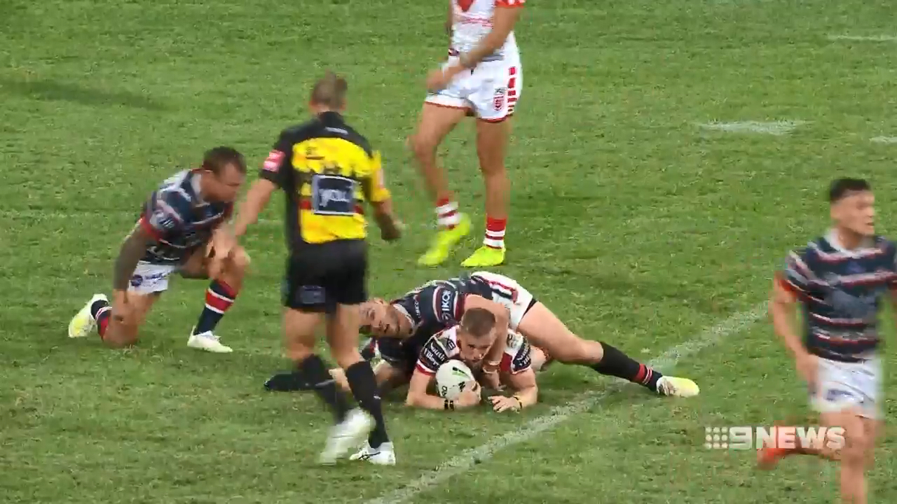 Friend injured in Roosters clash
