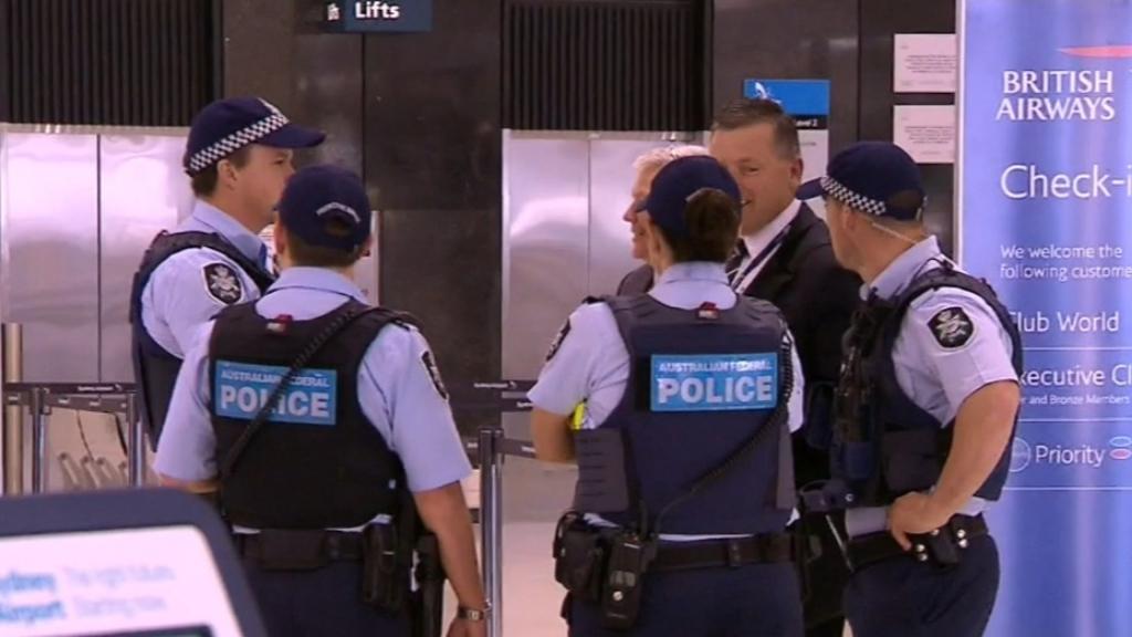 Australian guilty of plane bomb plot involving meat grinder