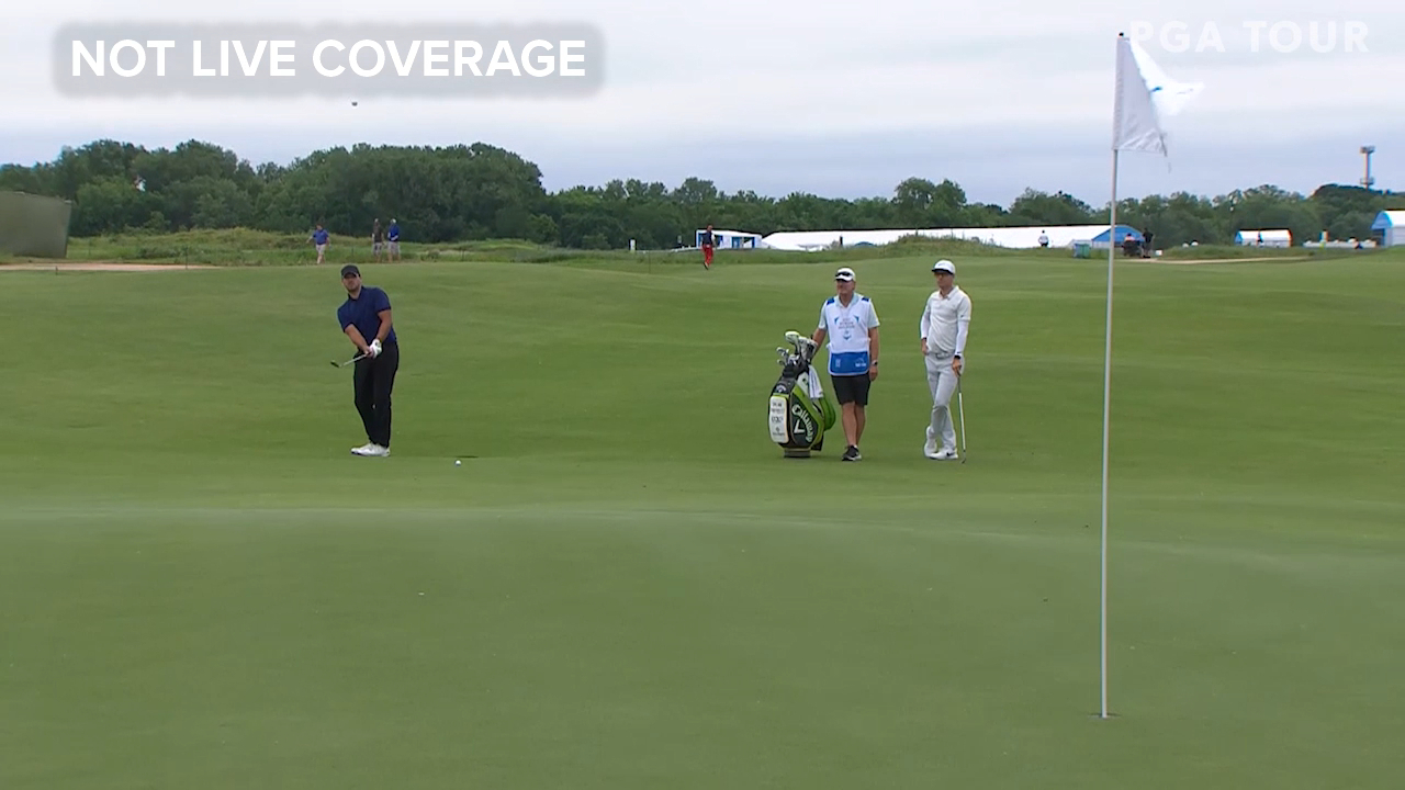AT&T Byron Nelson: Round 1 video highlights