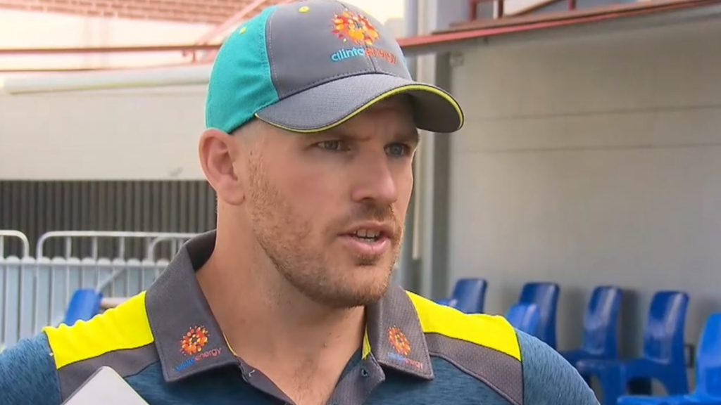Finch can't decide opening batting partner
