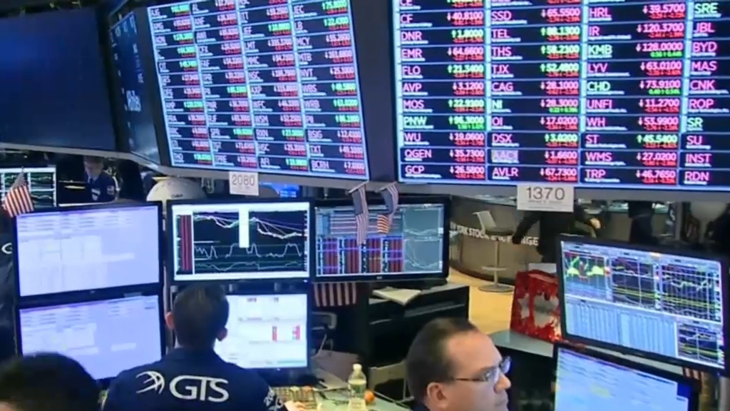 Wall Street shudders as trade war intensifies