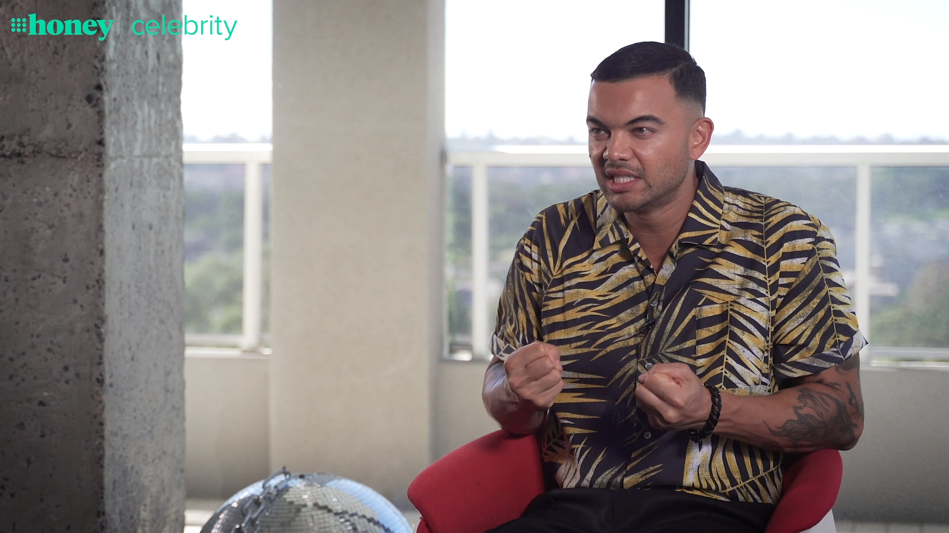 Guy Sebastian reveals what made him turn his chair on 'The Voice Australia'