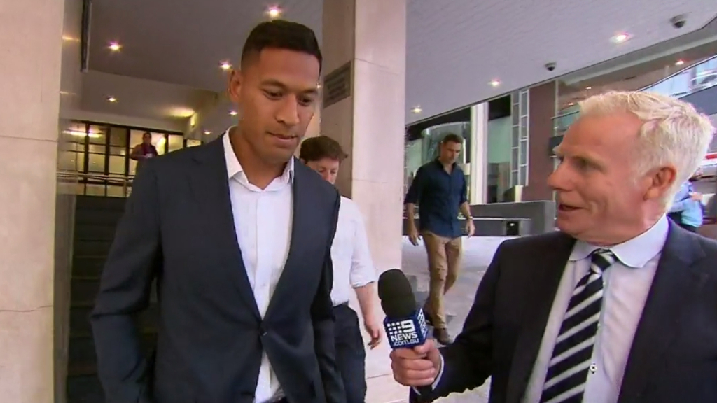 Folau contract decision could end up in court