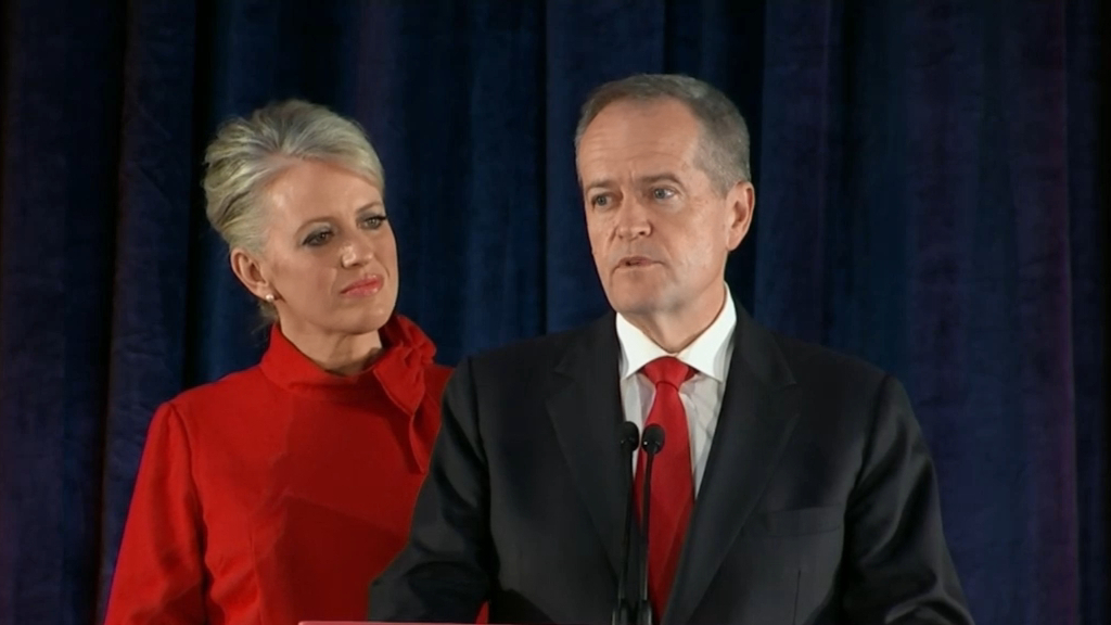 Australian opposition elects new leader