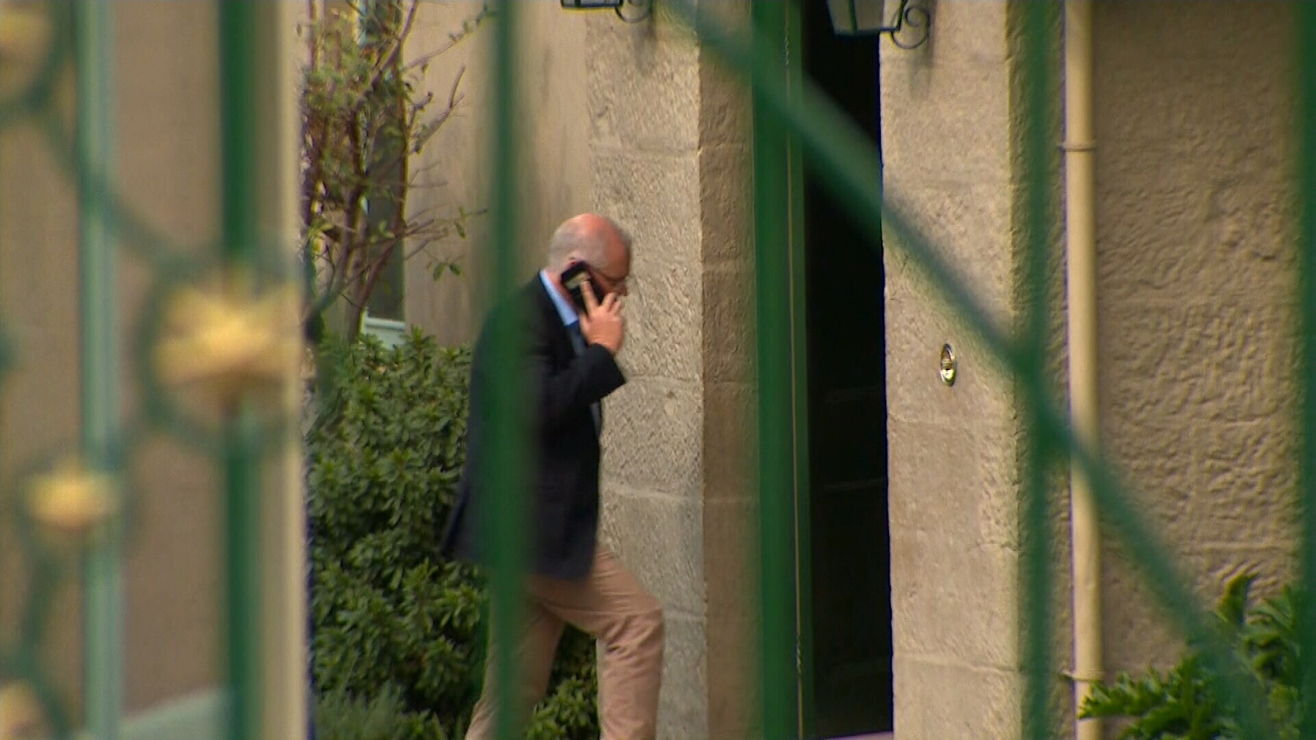 PM returns to Kirribilli House