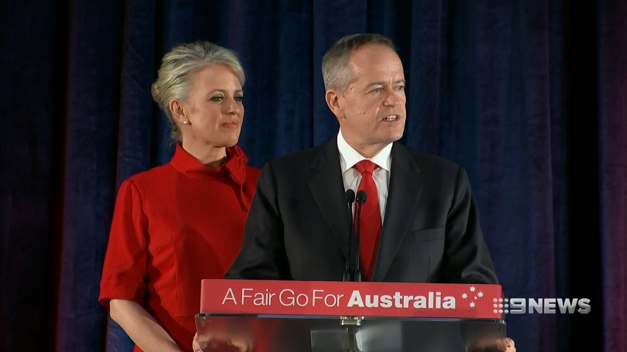 Election turned into a blood bath for Labor