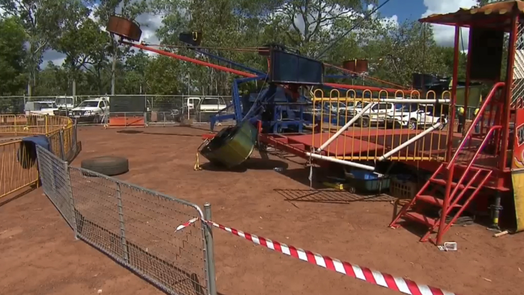 61-year-old injured after ride malfunction at local rural show