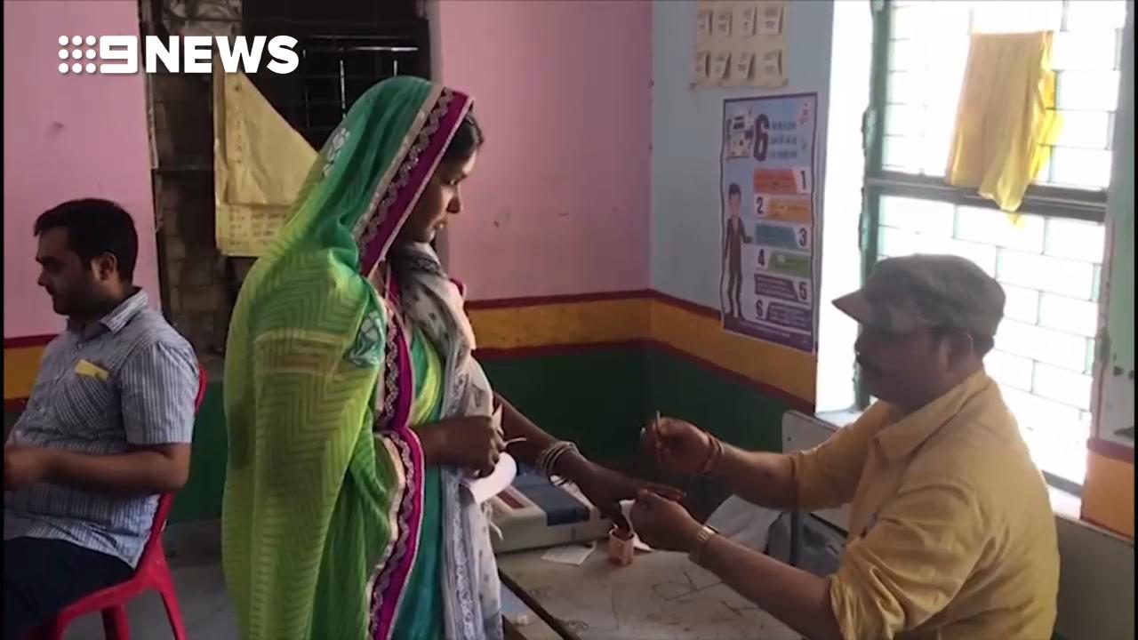 India's marathon national election reaches the finish line