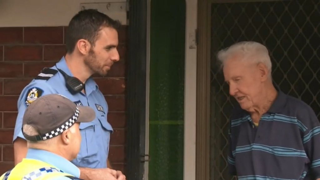 Armed teens threaten elderly man in home invasion in Perth