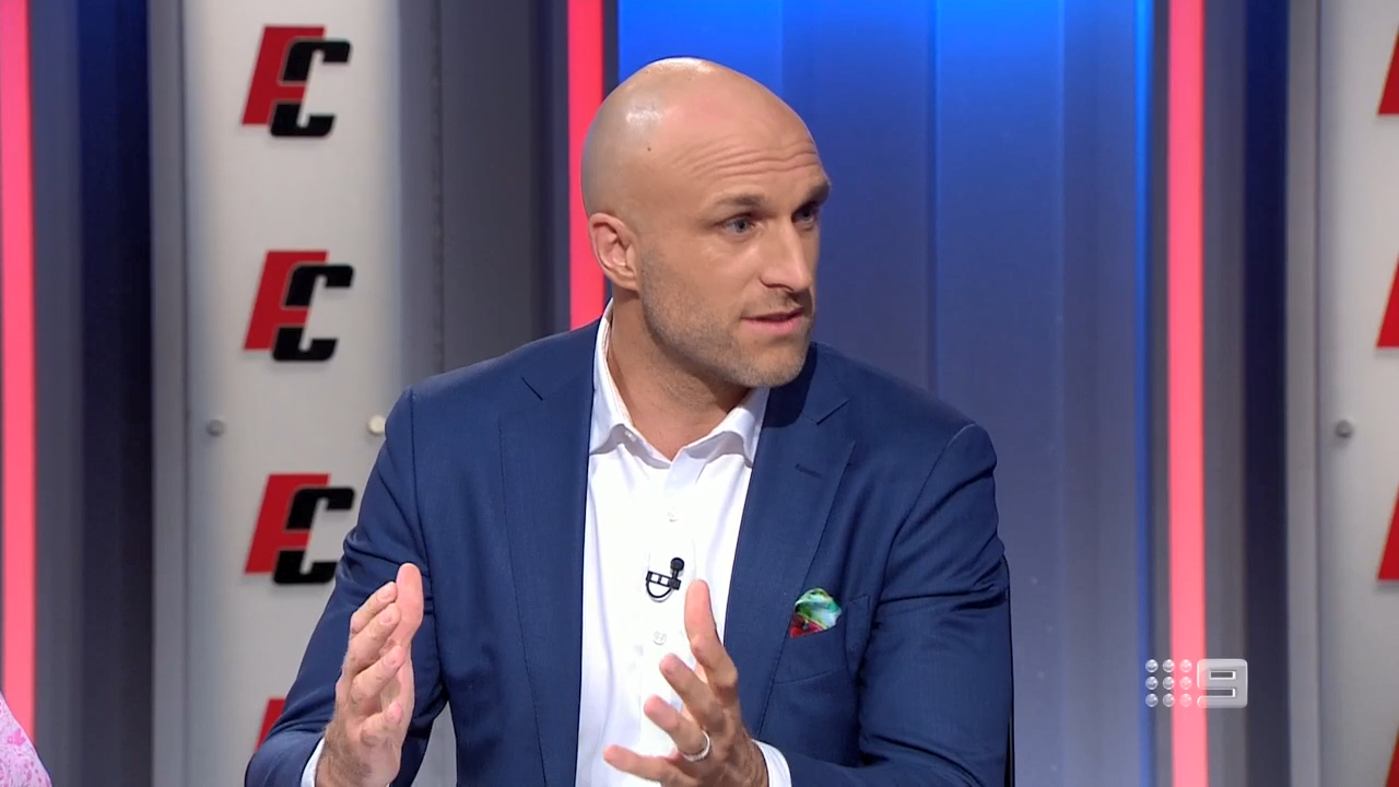 Judd gets grilled over Blues performance