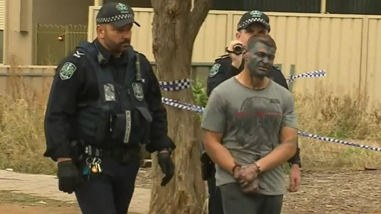 Violent Adelaide rampage