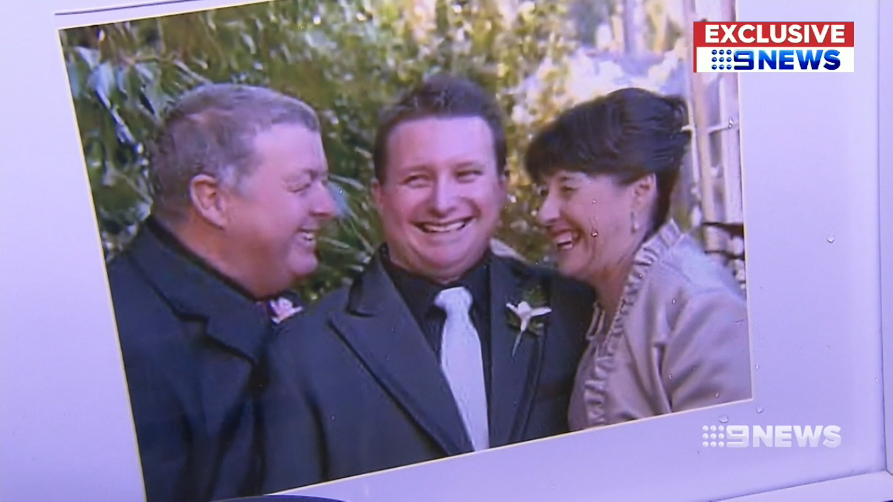 Family mark two year anniversary of Queensland police officer's shooting
