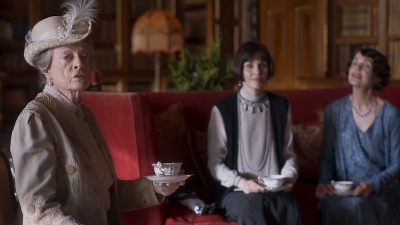 'Downton Abbey' official film trailer