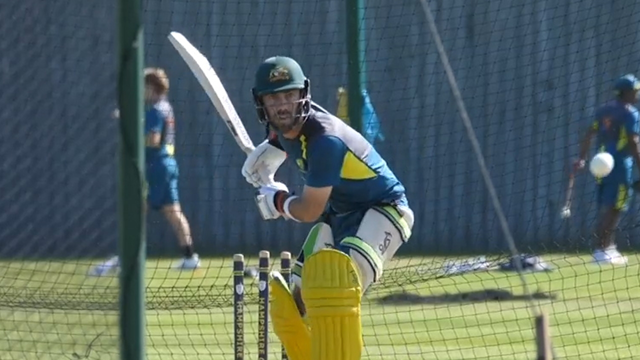 Maxwell has high World Cup expectations