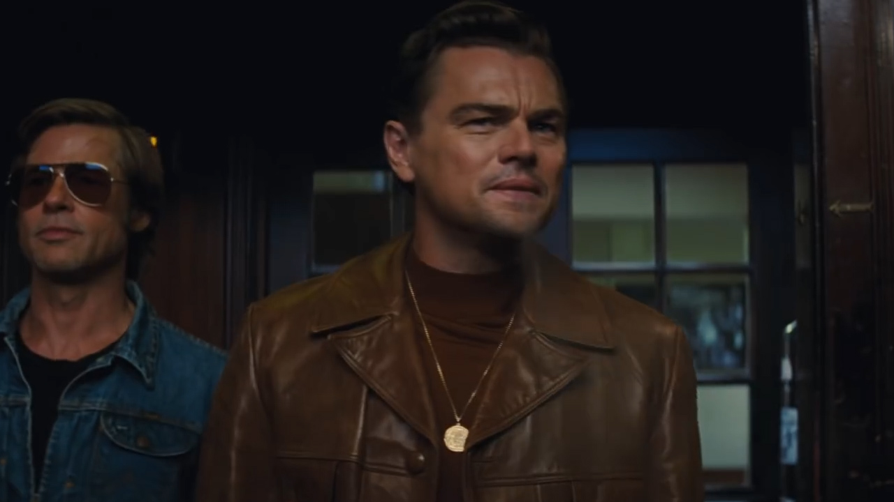 'Once Upon a Time in Hollywood' official trailer