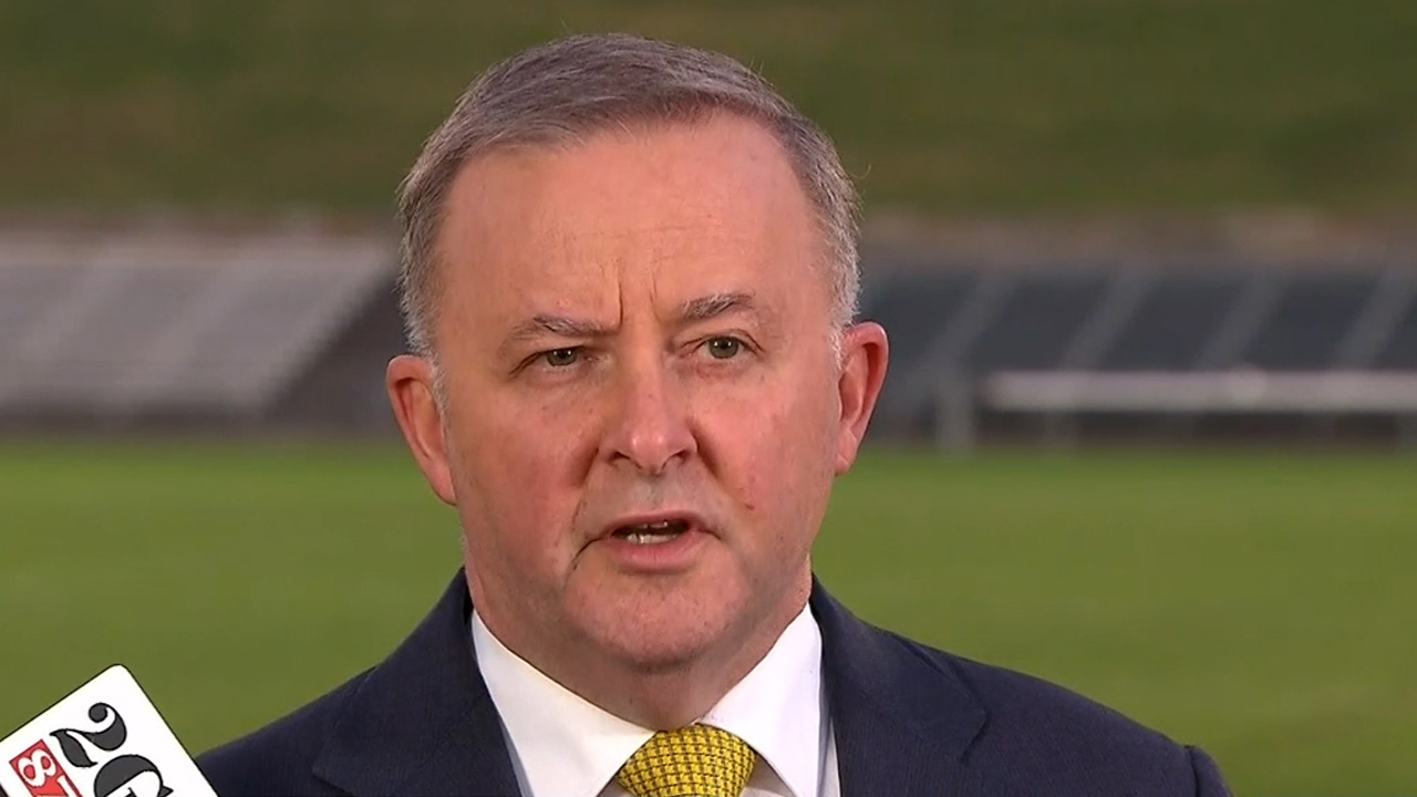 Anthony Albanese set to become Labor leader after Jim Chalmers pulls out