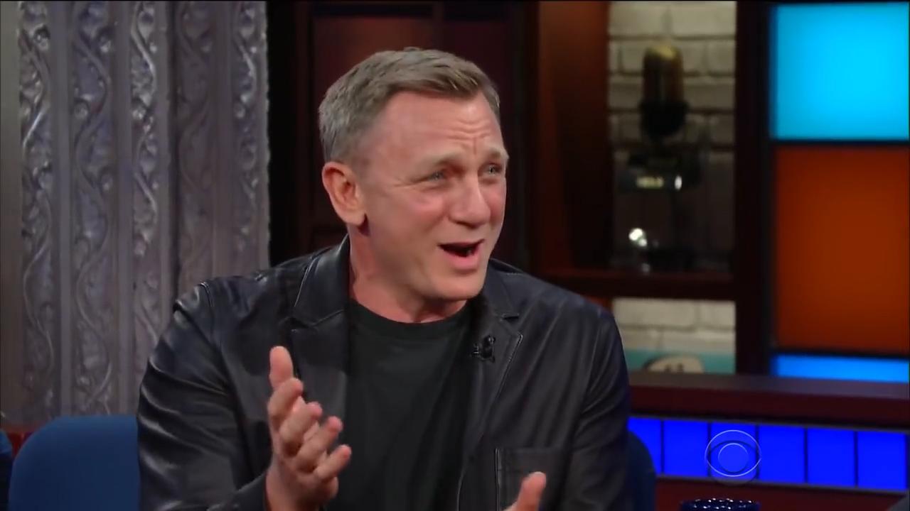 Daniel Craig discusses returning as James Bond