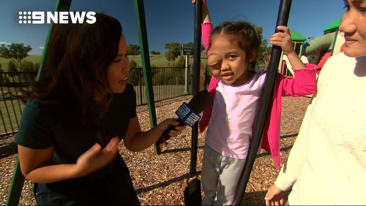 Cambodian girls to receive life-saving surgery in Melbourne