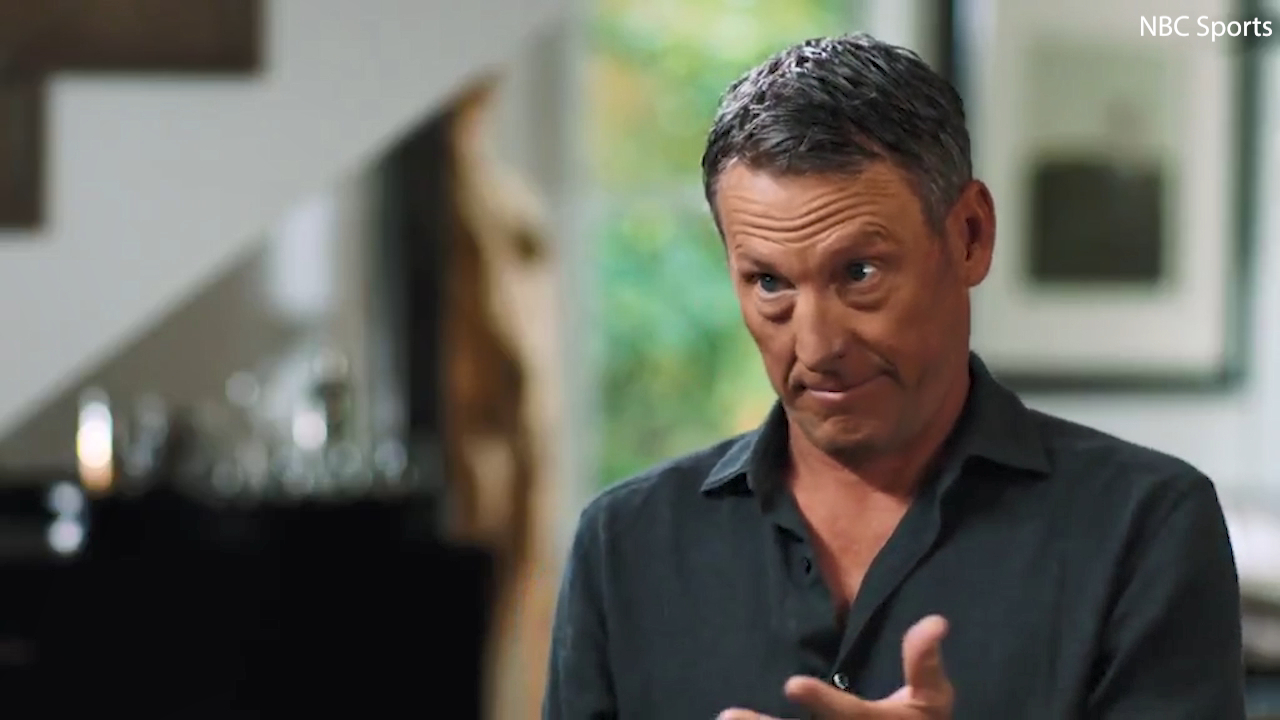 Armstrong 'wouldn't change a thing' about doping saga
