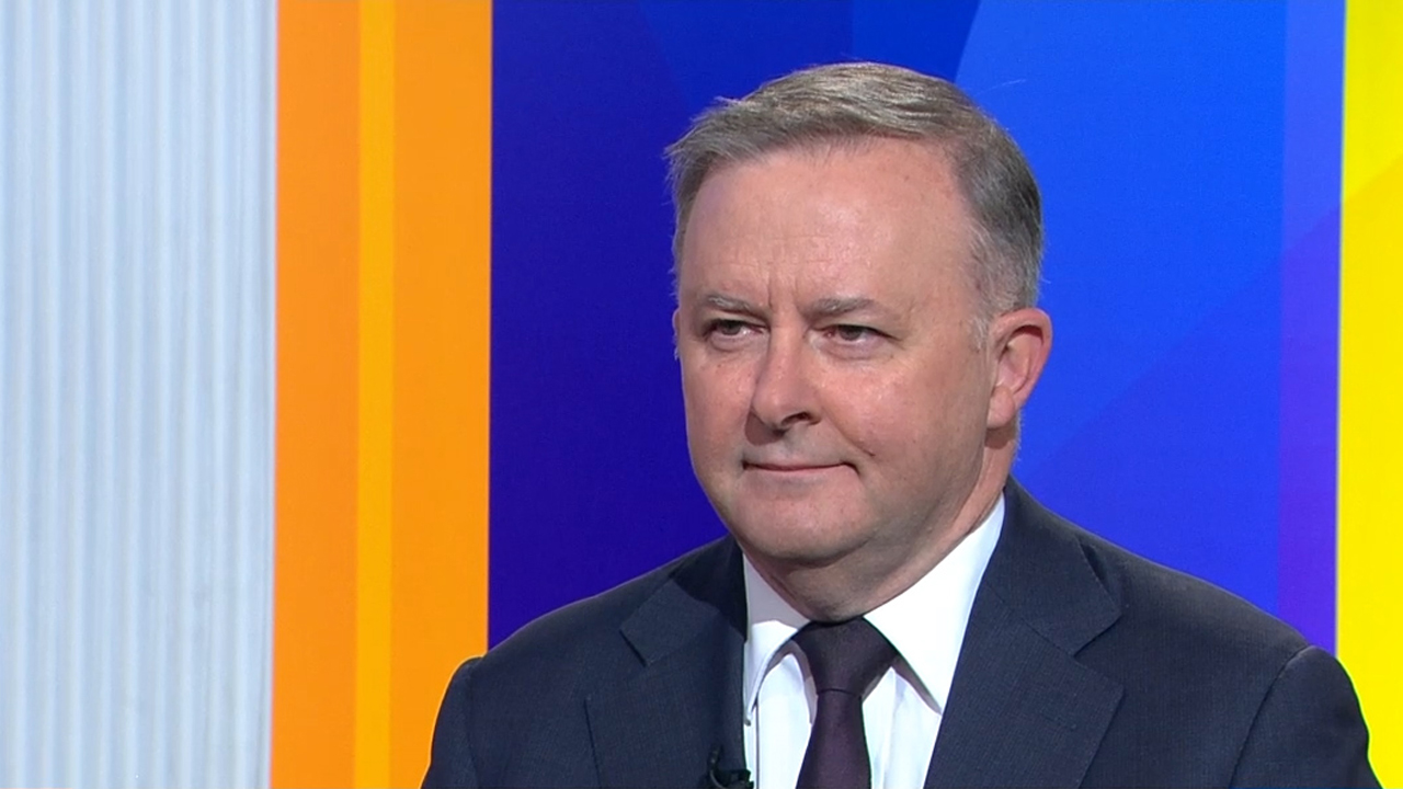 Albanese won't commit to Coalition tax cuts