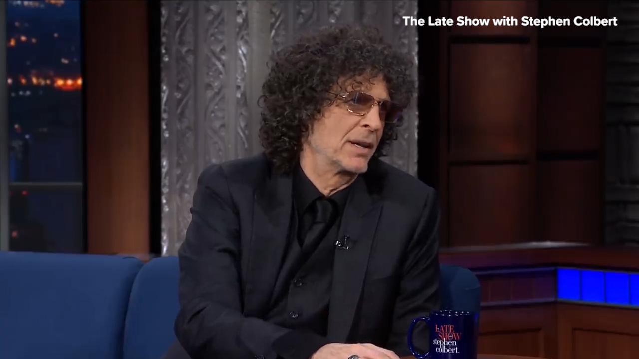 Howard Stern discusses regrets while promoting his new memoir