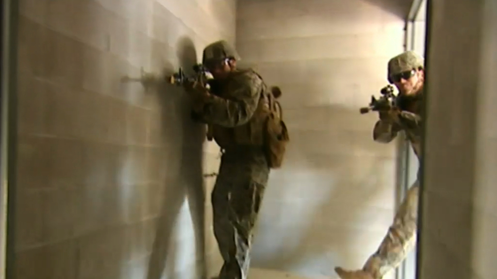 International soldiers join forces to train in Brisbane