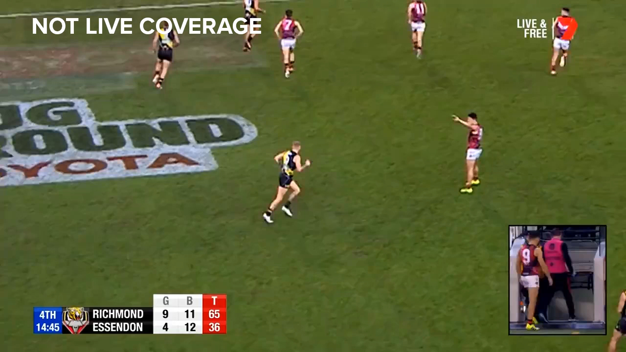 Shiel goes down with hamstring