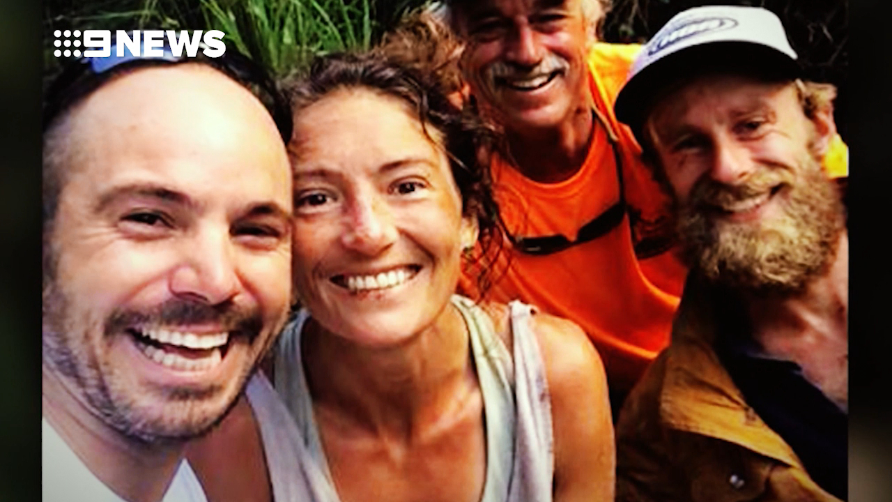 Missing Hawaii woman found in forest