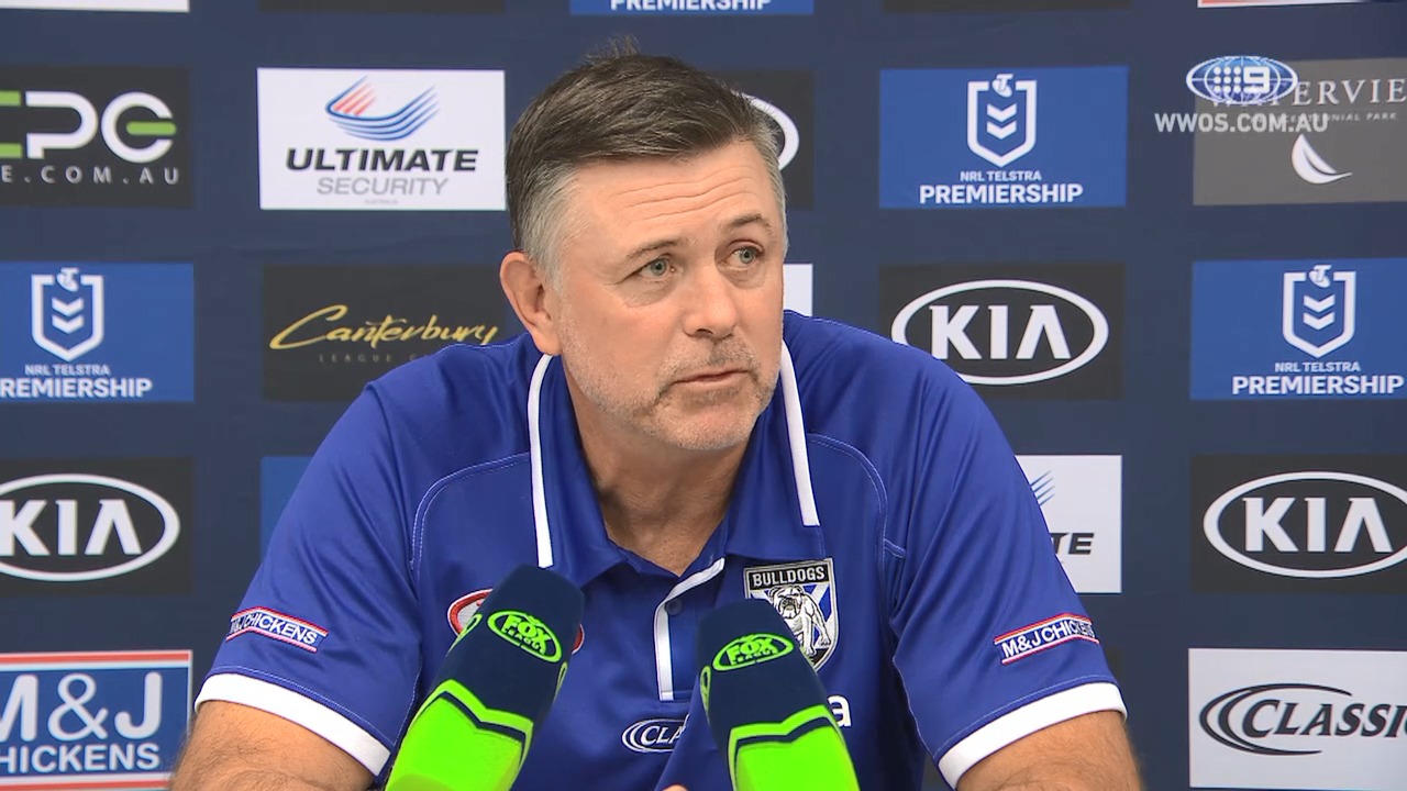 NRL Press Conference: Dean Pay - Round 11