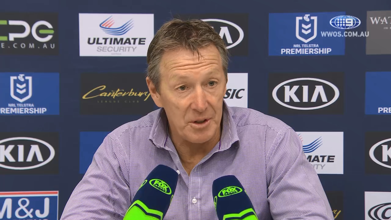 NRL Press Conference: Craig Bellamy - Round 11