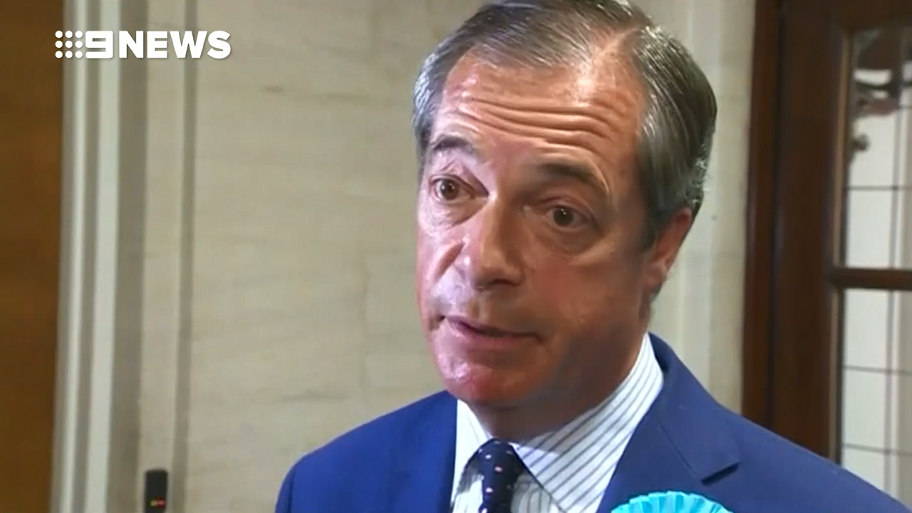 Brexit Party on course for 'big win'