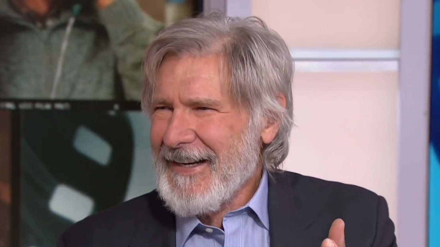 Harrison Ford says nobody can play Indiana Jones