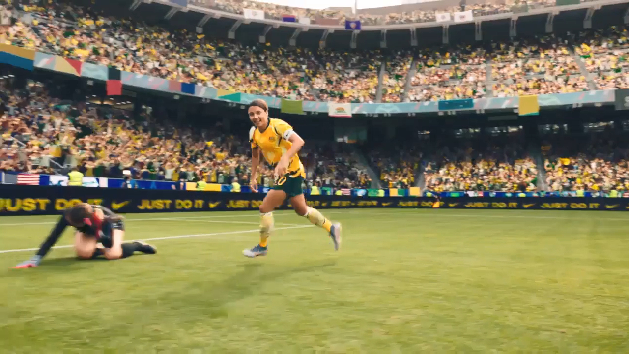 Kerr stars in Nike Women's World Cup ad