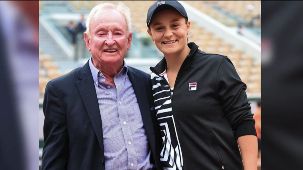 Barty realises 'dream' by winning French Open