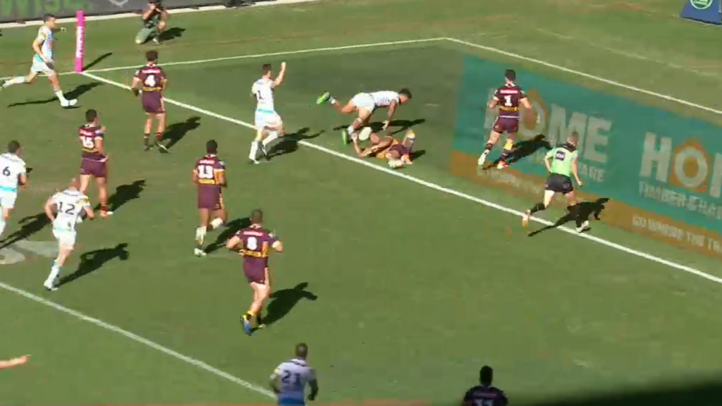 Kelly scores for Gold Coast