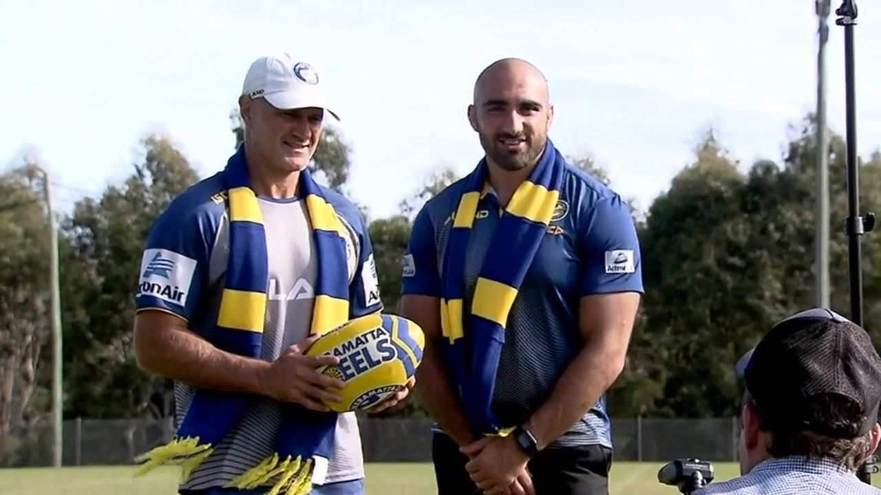 Mannah headed to Wests Tigers: report