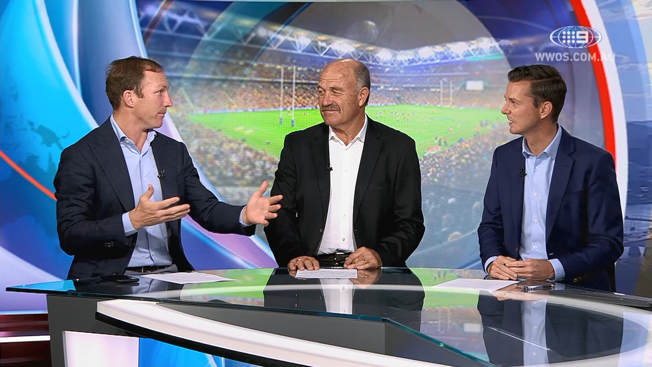 The King praises Maroons selection: QLDER