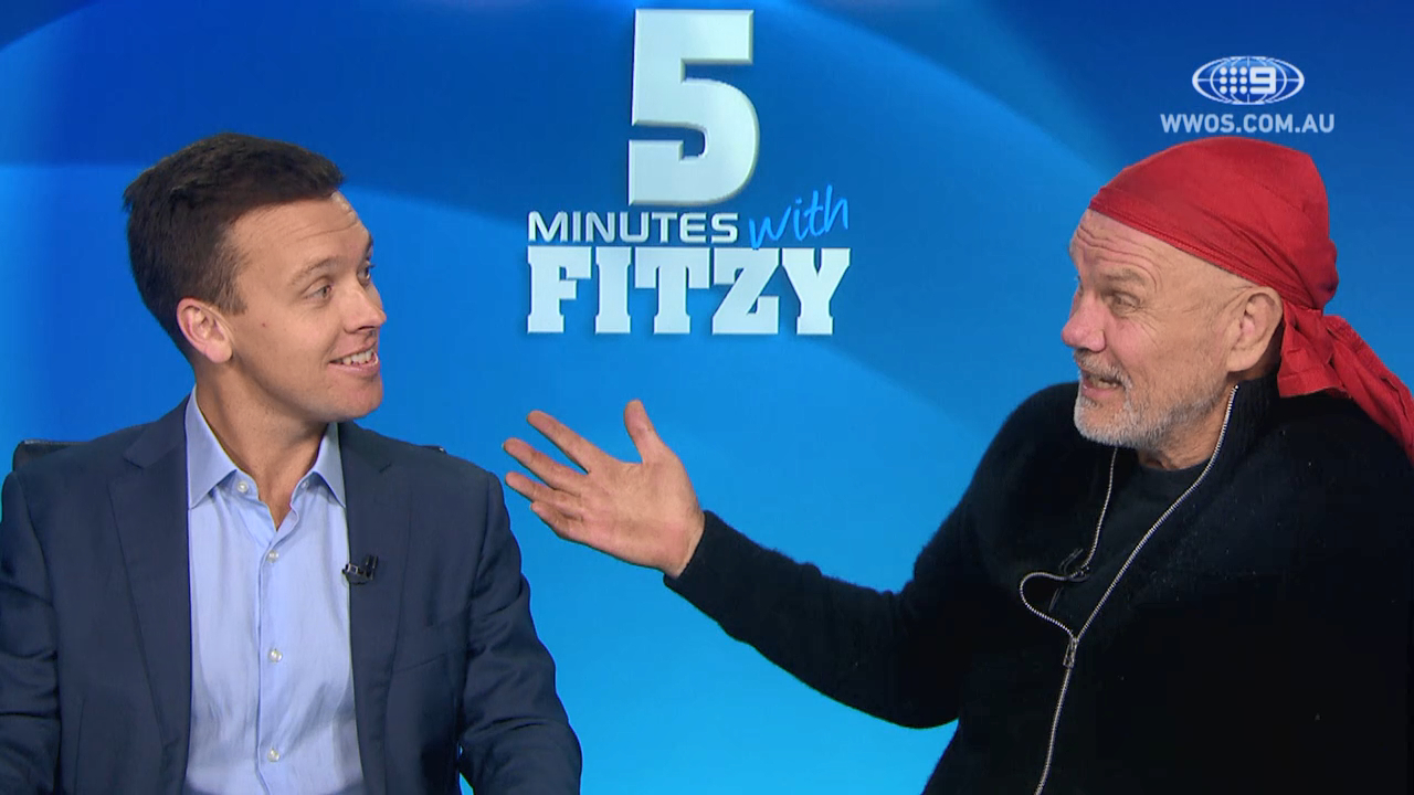 : 5 Mins with Fitzy