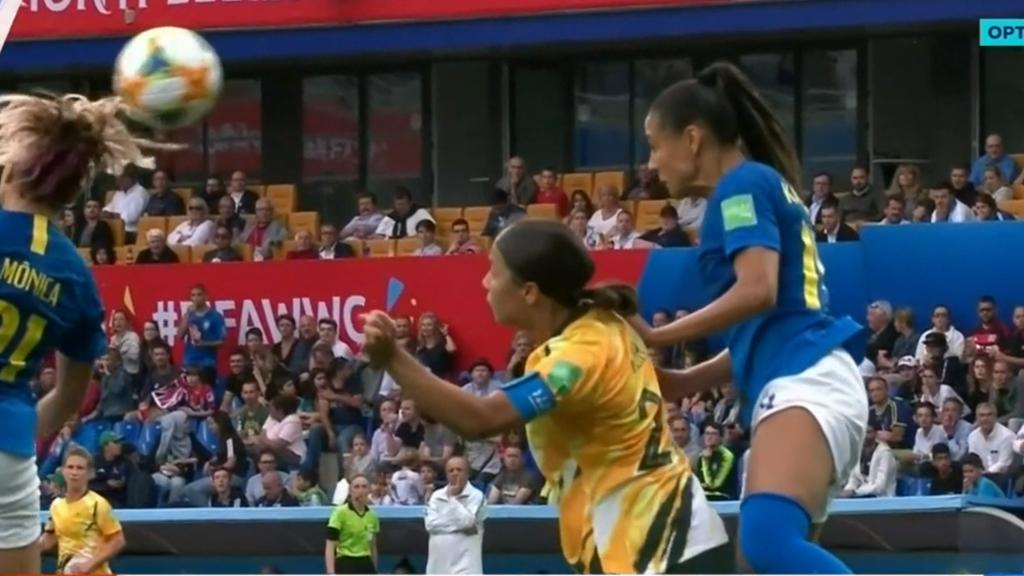 Matildas stun Brazil in 3 - 2 comeback classic