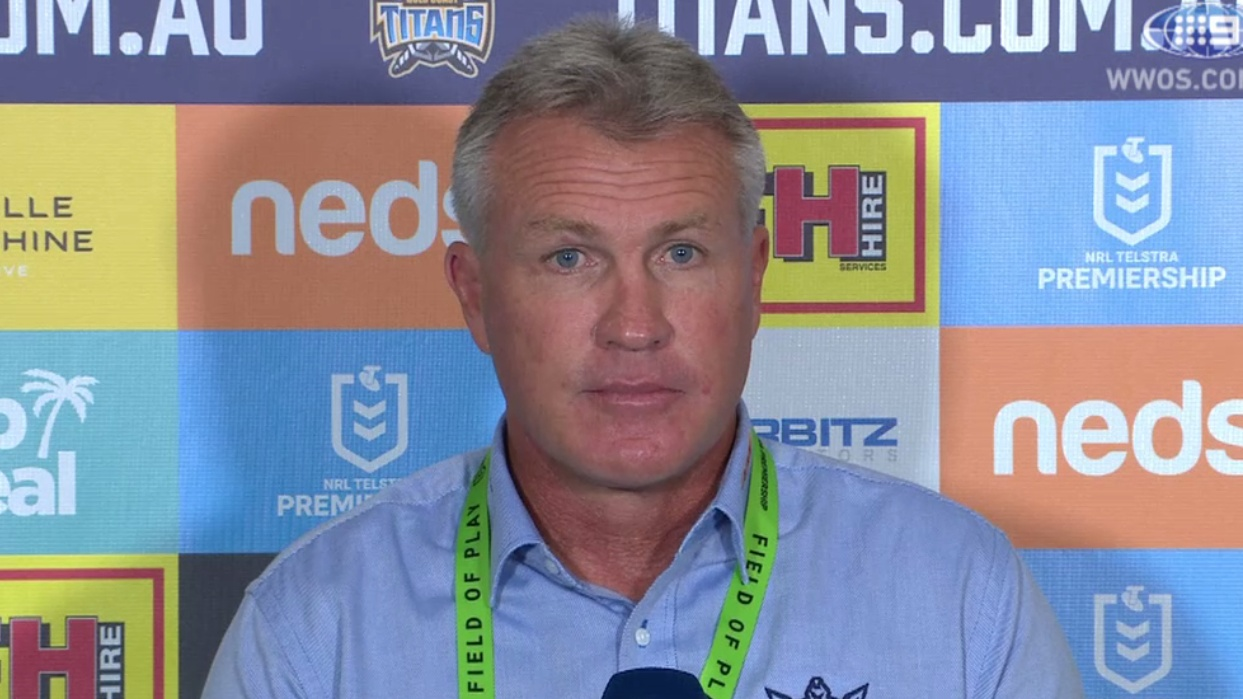 NRL Press Conference: Garth Brennan - Round 14