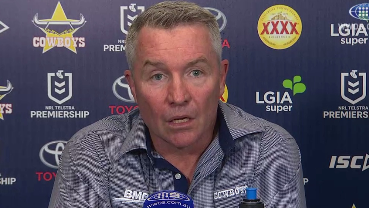 NRL Press Conference: Paul Green - Round 14