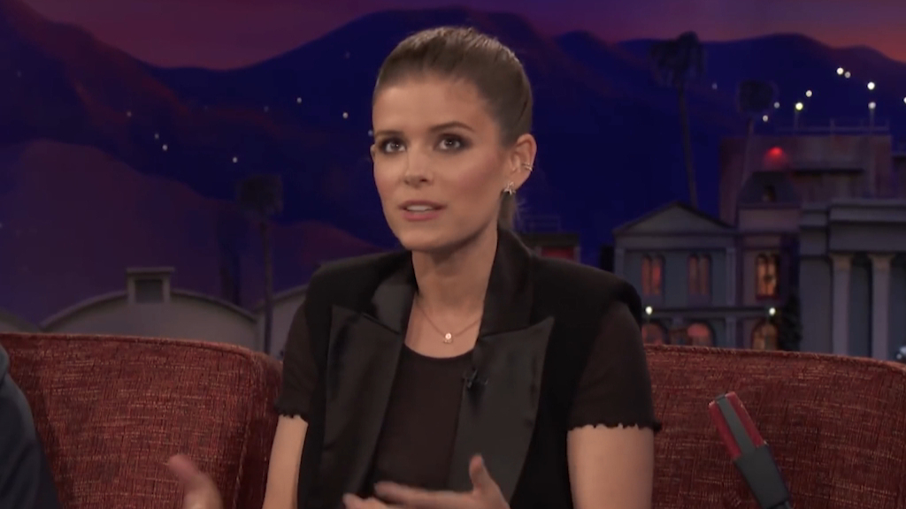 Kate Mara opens up about marriage to Jamie Bell
